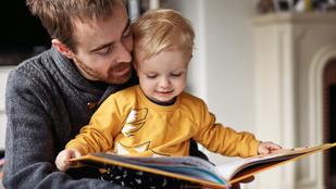 Ezért annyira fontos, hogy az apák is meséljenek a gyereknek