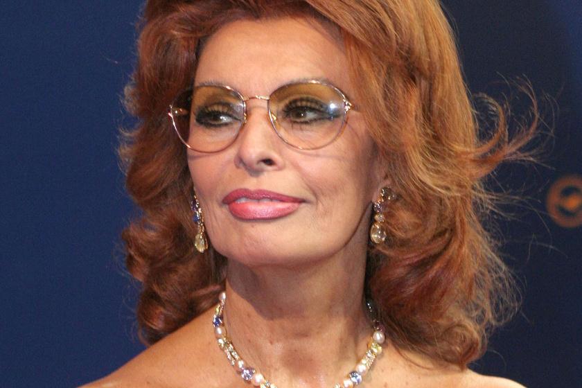 Sophia Loren és szép húga: Maria is jó géneket örökölt
