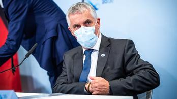 Lemondott a szlovén egészségügyi miniszter