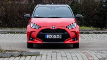 Toyota Yaris 1,5 Hybrid Premier Edition – 2020.