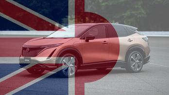 A Nissan Japánt választotta Anglia helyett. Vagy nem