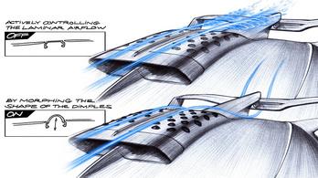 Dudorok nőnek az új Bugatti hátán, hogy gyorsabb lehessen