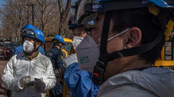 A WHO Kínában fog vizsgálódni