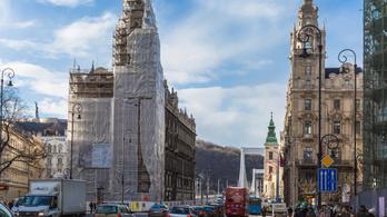Budapesten a belváros, vidéken Eger és Veszprém a nyerő