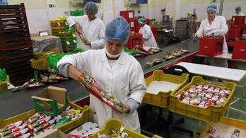 Elvitte a járvány a csokifigurák hatodát