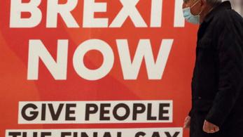 Nagyon ketyeg az óra a Brexit-tárgyalásoknál
