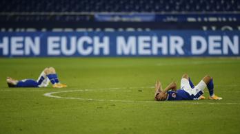 29 mérkőzés óta nyeretlen a Schalke a Bundesligában
