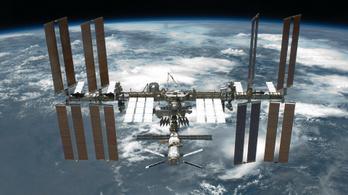 Baj van az oroszoknál a Nemzetközi Űrállomáson