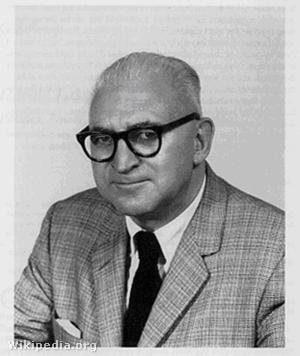 Harold D. Lasswell, a lövedékelmélet megalkotója