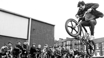 BMX: úri huncutság és rock 'n' roll
