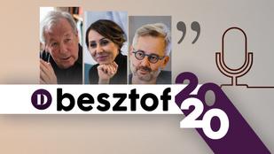 Művészek, pszichológusok, tudósok – 2020 legérdekesebb interjúi