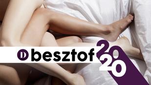 Mitől jó egy csók, és mi történik, ha nem szexelsz eleget? 2020-ban ezekre voltak a leginkább kíváncsiak