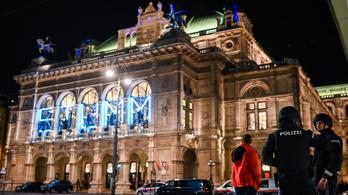 Bécsi terrortámadás: újabb gyanúsítottakat tartóztattak le az osztrák hatóságok