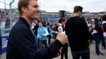 Rosberg szerint jó irányba halad a Formula–1