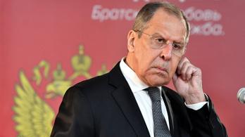 Lopott ikont kaphatott az orosz külügyminiszter a boszniai szerbektől