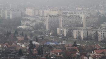 A Sajó völgyében már megint egészségtelen a levegő