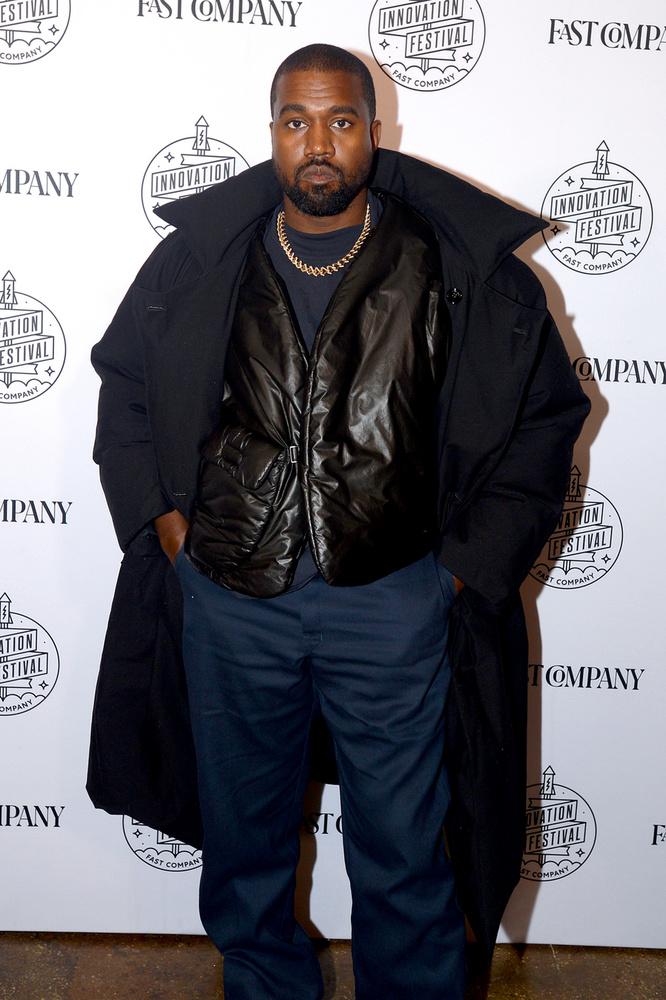 A rapperből hobbipolitikussá vált Kanye West pénzügyei is kedvezően alakultak tavaly