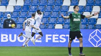 A Milan megszerezte a Serie A történetének leggyorsabb gólját