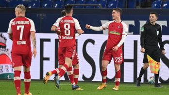 Sallai gólt lőtt, a Freiburg legyőzte az Augsburgot