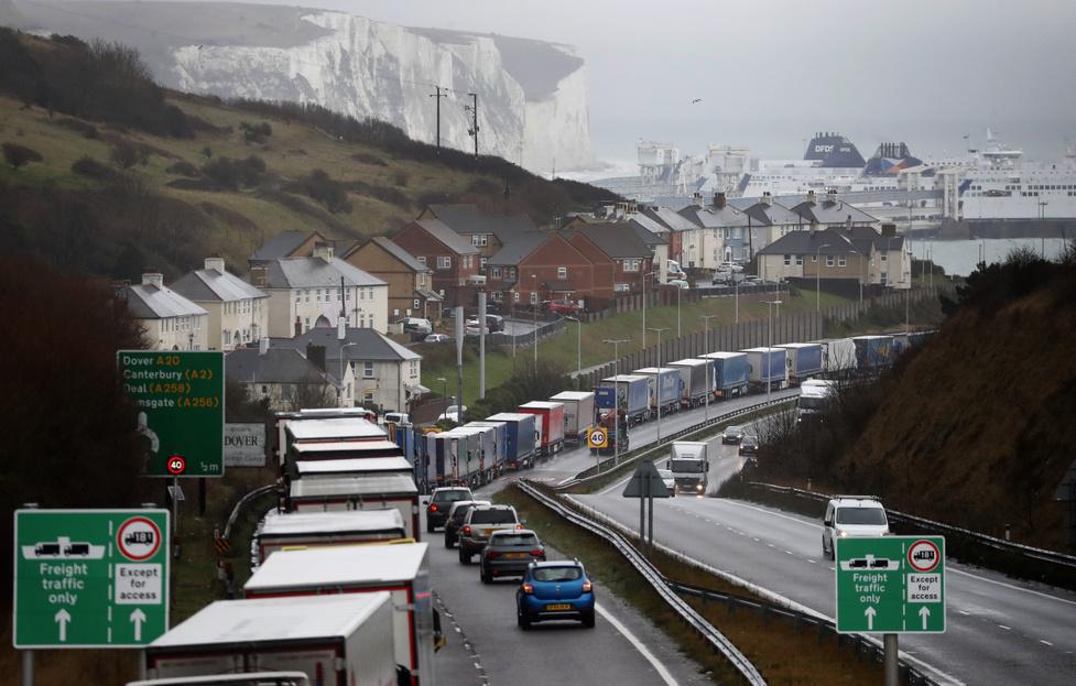 Az Egyesült Királyságot éppen elszigetelik a koronavírus-járvány miatt