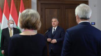 Orbán Viktor: 2021-ben maradhat a járványügyi készültség