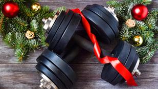 Ezek a legjobb karácsonyi ajándékok otthoni sportoláshoz