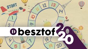 2020 legjobb társasjátékai: ezek voltak a nagy kedvenceink