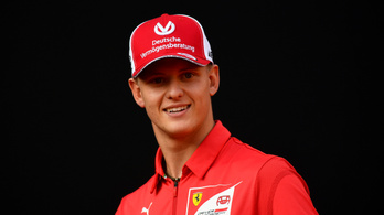 Mick Schumacher Michael Schumacherről