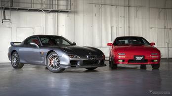Új alkatrészeket gyárt a Mazda az RX-7-hez