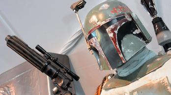 Új Star Wars-sorozat készül Boba Fett kalandjairól