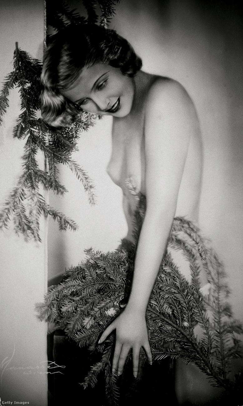 """De a """"tegyünk egy meztelen modellt a karácsonyfa mellé""""-mozgalom nem ott kezdődött"""