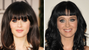 Az ismeretlen és csóró Katy Perry Zooey Deschanelnek adta ki magát, hogy beengedjék a bulikba