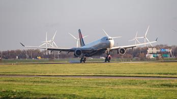 Negatív tesztet kér a Virgin Atlantic és a Delta az Egyesült Királyságból New Yorkba utazóktól