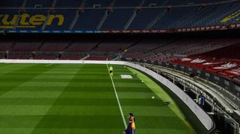 Lionel Messi: Borzasztó a szurkolók nélküli futball