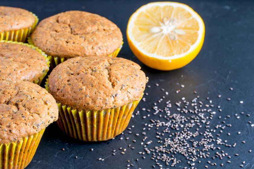 citromos chia magos muffin recept