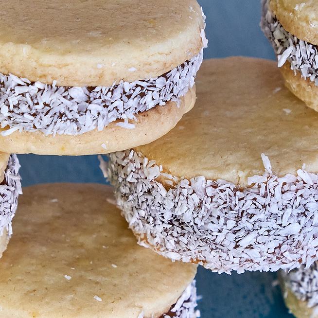 Tejkaramellával töltött argentin keksz: a pénztárcabarát aprósütemény mindenkit levesz a lábáról