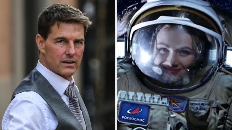 Tom Cruise lemaradhat: Oroszország már 2021-ben színésznőt küldhet az űrbe