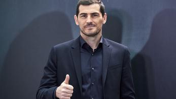 Casillas öt és fél év után visszatér a Real Madridhoz
