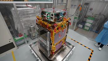 Kilövésre kész az űrszemetet takarító műhold