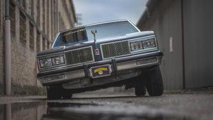 1984 Oldsmobile lowrider