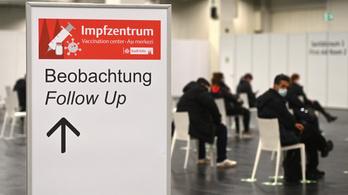 Már Németországba is megérkezhetett a brit koronavírus-mutáció