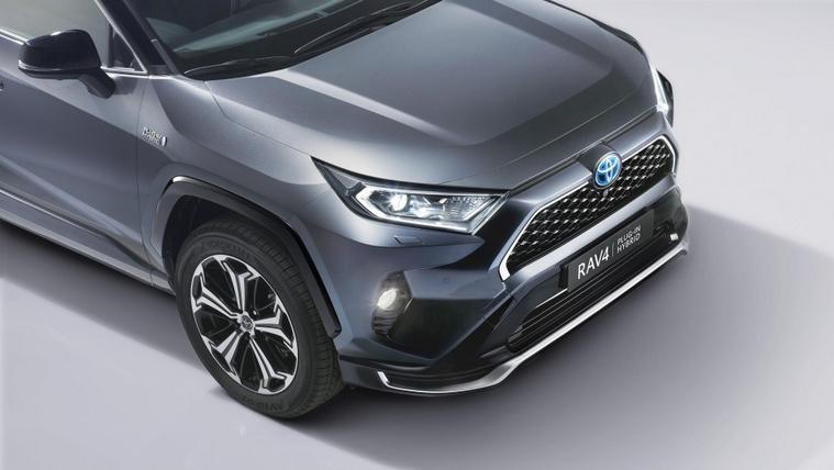 Toyota RAV4 Plug in Hybrid (1)