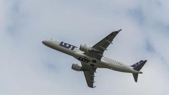 Rábólintott az Európai Bizottság, megkaphatja az 1,8 milliárd złoty állami támogatást a LOT lengyel légitársaság