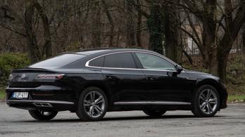 Teszt: Volkswagen Arteon TDI DSG 2020