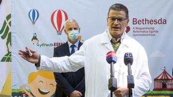 Velkey György: A koronavírus nem ártalmatlan a gyerekekre!