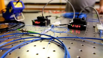 Tartós kvantumteleportációt értek el NASA-nál