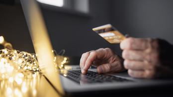 Kétszer annyian használják fel teljes hitelkeretüket karácsonykor a tavalyi évhez képest
