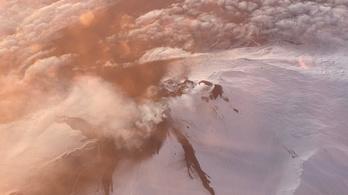 Kitört az Etna, rengett a föld Szicíliában