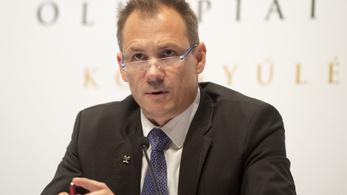 Kulcsár Krisztián: Változatlan létszámmal és eredményességgel számol a MOB