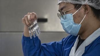 A legnépszerűbb kínai oltóanyag 86 százalékos hatékonyságú
